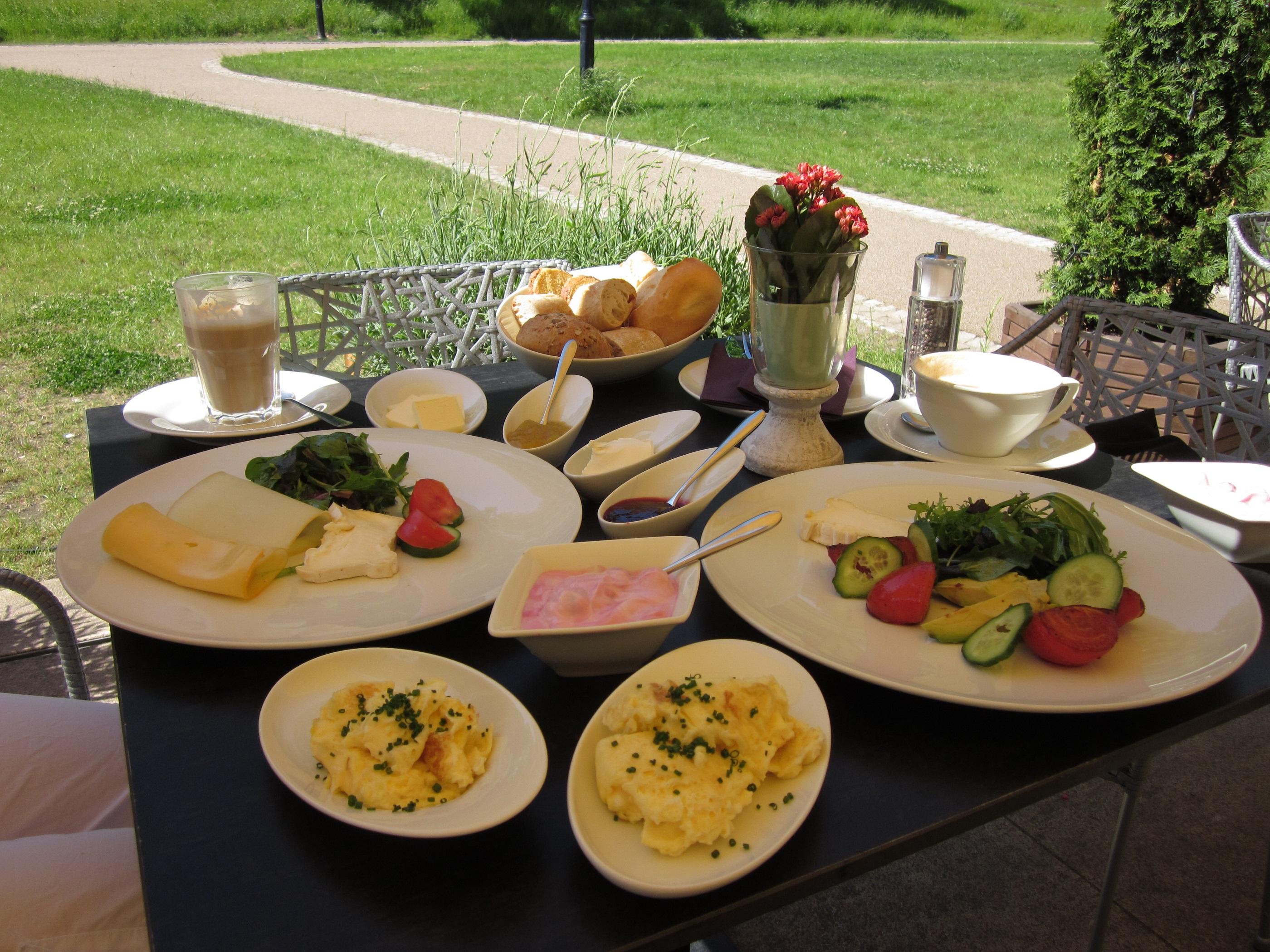 Frühstück Canova
