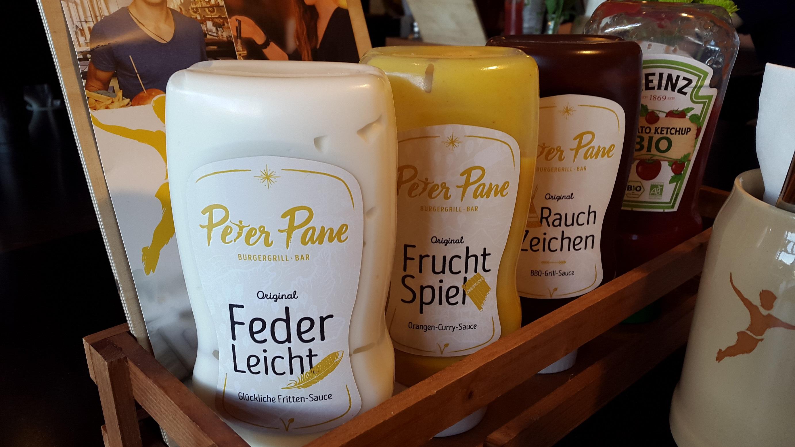 Peter Pane_Saucen