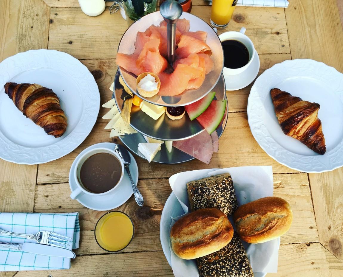 Wohnküche bremen oberneuland  Frühstückslocation mit Vintage-Charme: Landhaus am Deich
